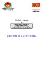 Expérience Guinee Bissau