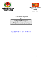 Experience Tchad